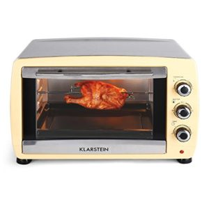 Klarstein Omnichef 45 Pizzaofen Mini Backofen - 1