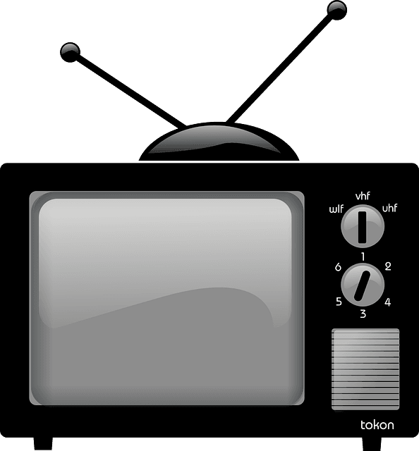 Unterbau-Fernseher